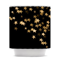 "Skye Zambrana ""Twinkle"" Shower Curtain"