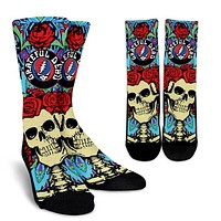 Grateful Dead Socks