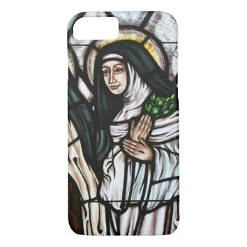 Religious Nun iPhone 8/7 Case