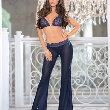 Evening Desires Pant Set