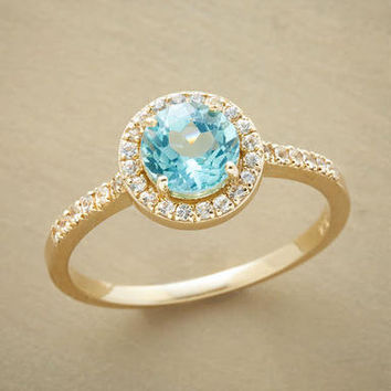BLUE ICE QUINTESSENCE RING         -                Bridal & Celebration         -                Jewelry         -                Categories                       | Robert Redford's Sundance Catalog