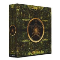 Book of Shadows binder from Zazzle.com