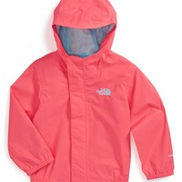 The North Face Infant Girl's 'Tailout' Waterproof Rain Jacket,