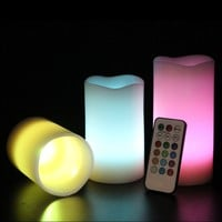 Magic LED Candles