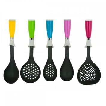 Kitchen Utensil With Colorful Handle HG987