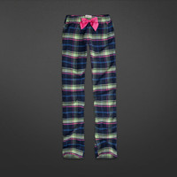 Britt Flannel Sleep Pants