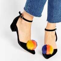ASOS SAY YOU DO TOO Heels