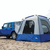 All Things Jeep - Sportz 82000 SUV Tent for Jeep Wrangler, Grand Cherokee, Commander, Liberty, Patriot & Compass