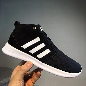Adidas NEO Woman Men Old Skool High-Top Running Sneakers Sport Shoes