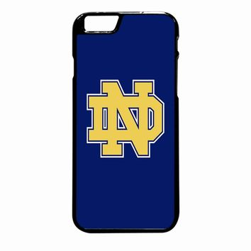 Notre Dame Fighting Irish iPhone 6 Plus case