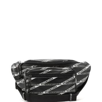 Explorer printed leather belt bag | Balenciaga | MATCHESFASHION.COM US