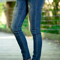 The Dana Skinny Jean, Denim
