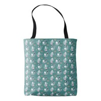 Nifty Fifties - cooking themed tote bag