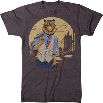 London Calling Tiger T-Shirt