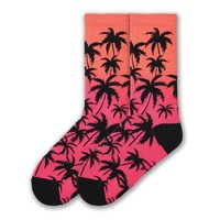 Palm Tree Women's Socks