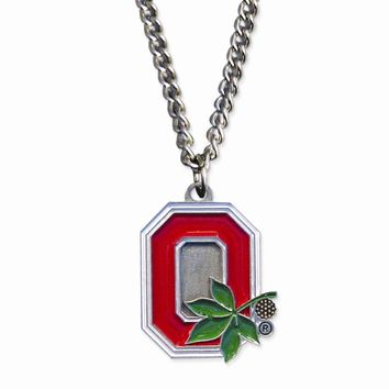 Collegiate Ohio State 20 inch Chain Necklace