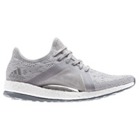 adidas Pure Boost X Element - Women's - adidas - Running - Women's - Performance Running Shoes - Shoes - Grey Two/Grey Three/Blue   Lady Foot Locker