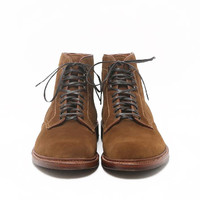 Alden Alden + Context Roy Boot Snuff Suede Pre-Order September - CONTEXT CLOTHING - Free Shipping!