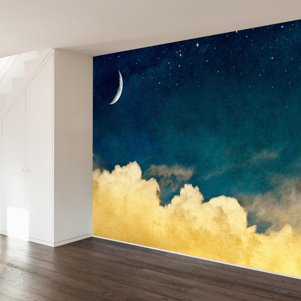 One for the dreamers wall mural decal from walls need love for Mural painting ideas