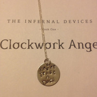 Infernal Devices/Mortal Instruments Necklace