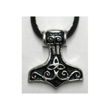 Norse Thor's Hammer pendant