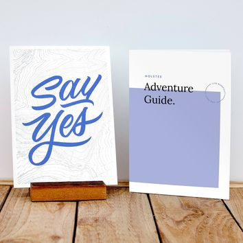 Adventure: Say Yes!
