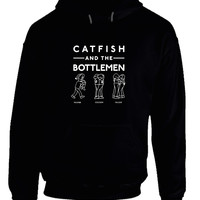 Catfish And The Bottlemen Threesome Hoodie