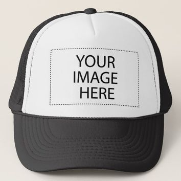 Customized Photo Trucker Hat