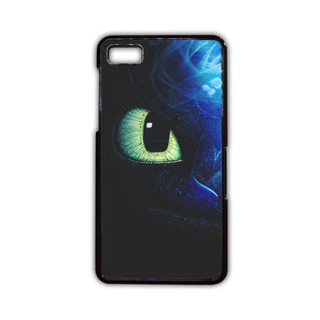 One Eyes Night Furry How Do You Train The Dragon For Blackberry Z10/Blackberry Z30/Blackberry Q10 Phone case ZG