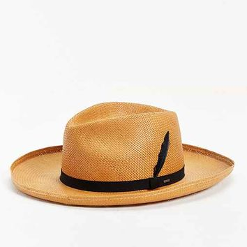 Bailey Of Hollywood Fernley Wide Brim Straw Fedora Hat
