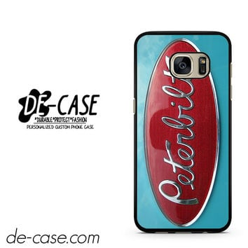 Peterbilt Truck Logo DEAL-8570 Samsung Phonecase Cover For Samsung Galaxy S7 / S7 Edge