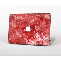 The Red Splotted Paint Texture Skin Set for the Apple MacBook Pro 15""