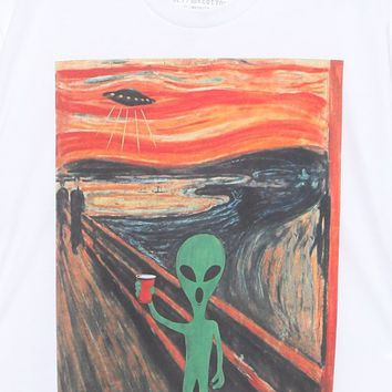 Riot Society Alien Crasher T-Shirt at PacSun.com