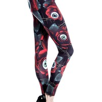 C U In Paradise Leggings [MULTI]