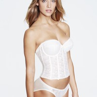 Dominique Lace Longline Bridal Bra 7749