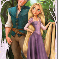 Tangled – Rapunzel Movie Poster 22x34 RP6234