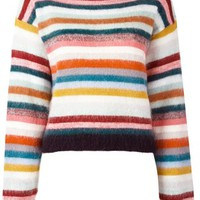 Chloé Striped Jumper - Apropos The Concept Store - Farfetch.com