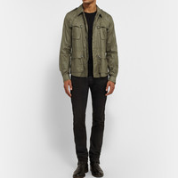 Belstaff - Gardiner Coated-Cotton Overshirt | MR PORTER