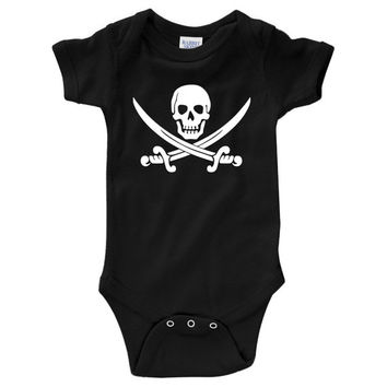 Calico Jack Infant Bodysuit Creeper (New Born - 24 Months)
