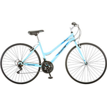 Walmart: 700c Roadmaster Adventures Women's Hybrid Bike, Light Blue