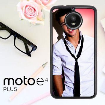 Cameron Dallas D0275 Motorola Moto E4 Plus Case