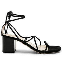 RAYE Molli Sandal in Black