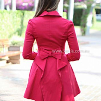 FROM PARIS WITH LOVE JACKET , DRESSES, TOPS, BOTTOMS, JACKETS & JUMPERS, ACCESSORIES, 50% OFF , PRE ORDER, NEW ARRIVALS, PLAYSUIT, COLOUR, GIFT VOUCHER,,Red,LONG SLEEVES Australia, Queensland, Brisbane