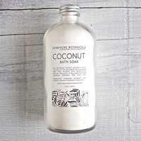 Coconut Milk Bath Soak. – Herbivore Botanicals