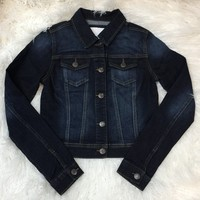 Casual Life Dark Jean Jacket