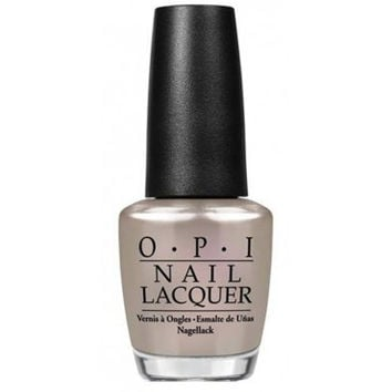 OPI Nail Lacquer - This Silver's Mine! 0.5 oz - #NLT67