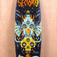 "Sector 9 40"" Cosmos Longboard Complete"