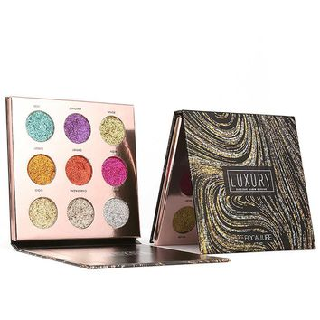 Luxury Shimmer Palette