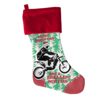Braaapy Newyear Christmas Stocking
