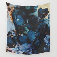 Dance All Night Wall Tapestry by duckyb